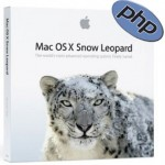 Mac OS Snow Leopard & PHP