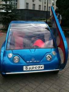 """Український concept-car """"Бурсак"""". Фото 1"""