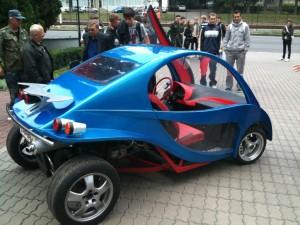 """Український concept-car """"Бурсак"""". Фото 2"""