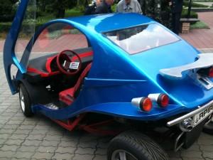 """Український concept-car """"Бурсак"""". Фото 3"""