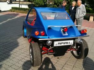 """Український concept-car """"Бурсак"""". Фото 5"""