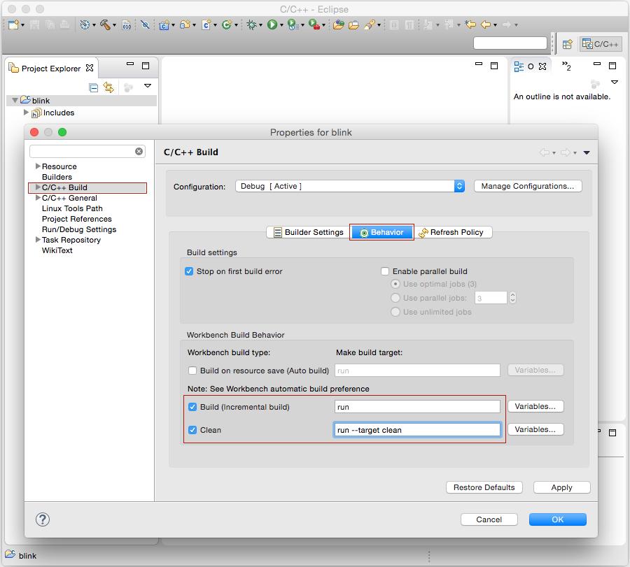 Eclipse - PlatformIO - Source Code Builder #2